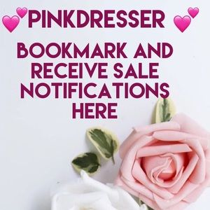 Other - Bookmark & Sale Notifications for Pinkdresser